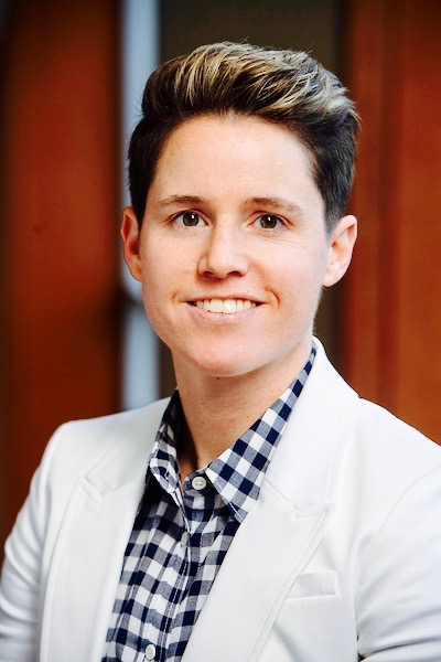 photo of Dr. Megan McAuliffe